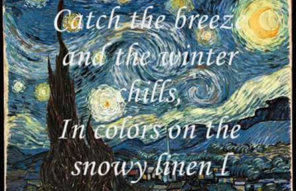 Don McLean - Vincent ( Starry, Sarry Night) Withs Lyrics
