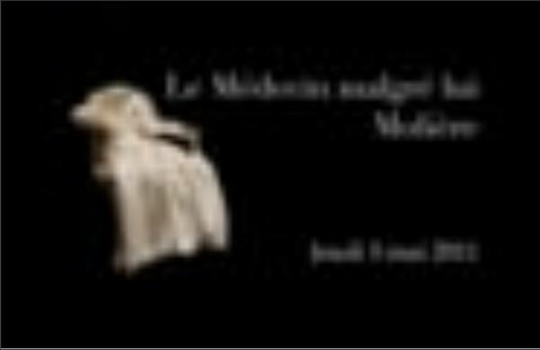 Le Médecin malgré lui de Molière (pièce intégrale) - Distribution A