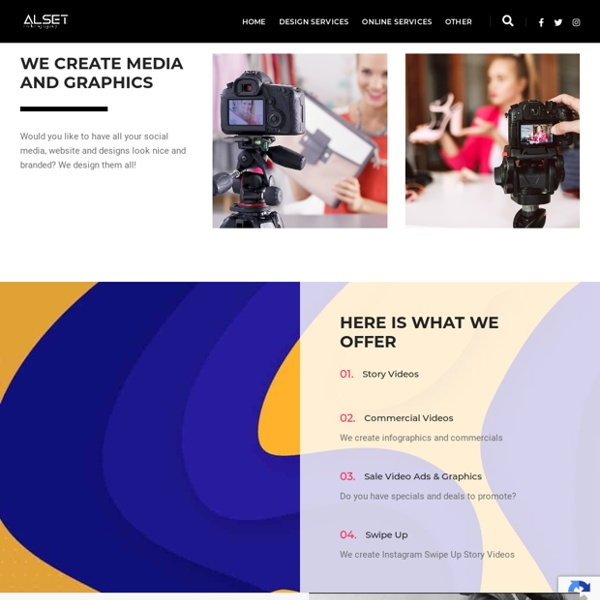 Media - Alset Marketing