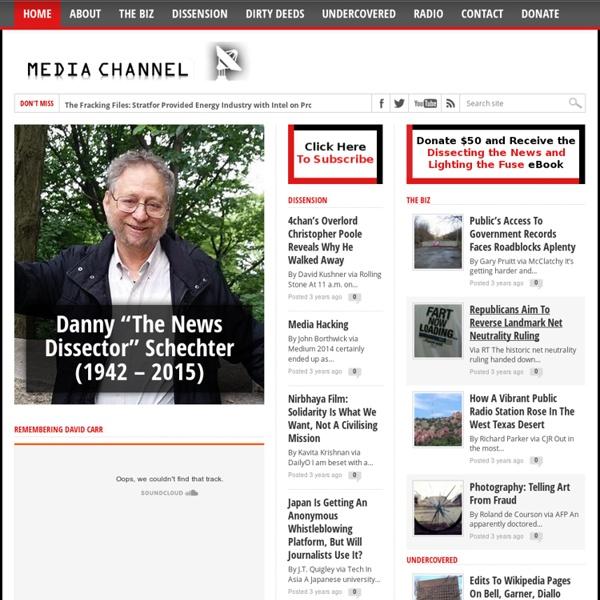 Media Channel 2.0