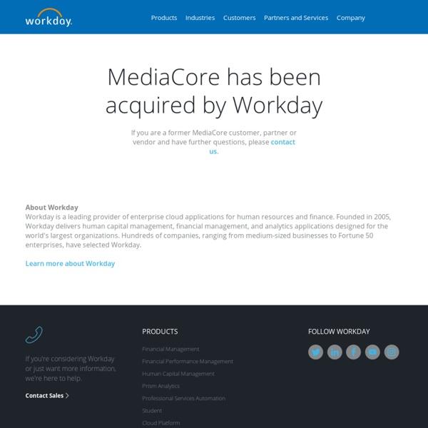 MediaCore - Award-winning video platform for education