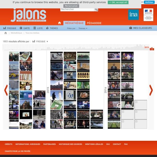 Fresque » - INA - Jalons