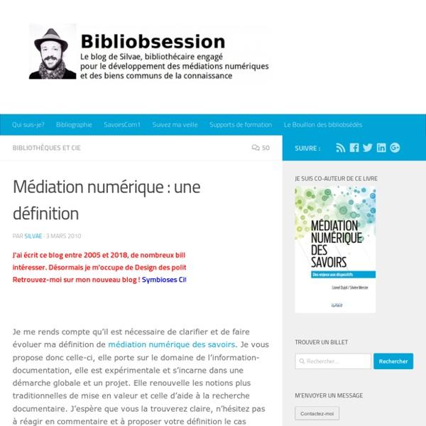 Médiation numérique : une définition