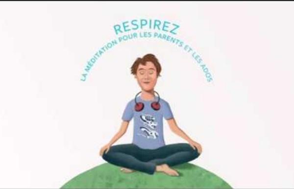 Méditation guidée pour les ados Eline Snel
