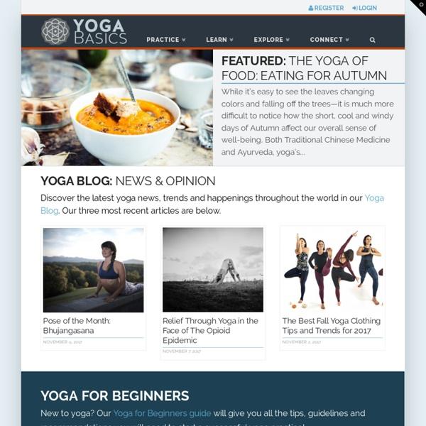 Yoga Basics: Yoga Poses, Meditation, History, Yoga Philosophy & More