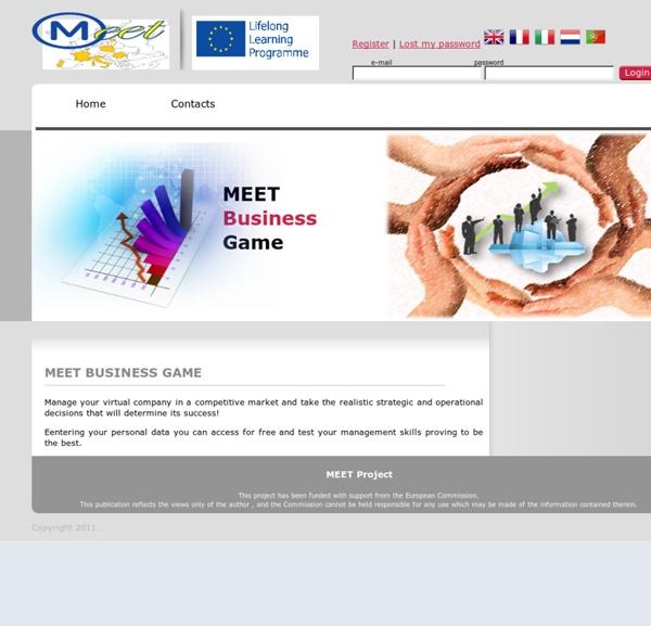 MEET Business Game