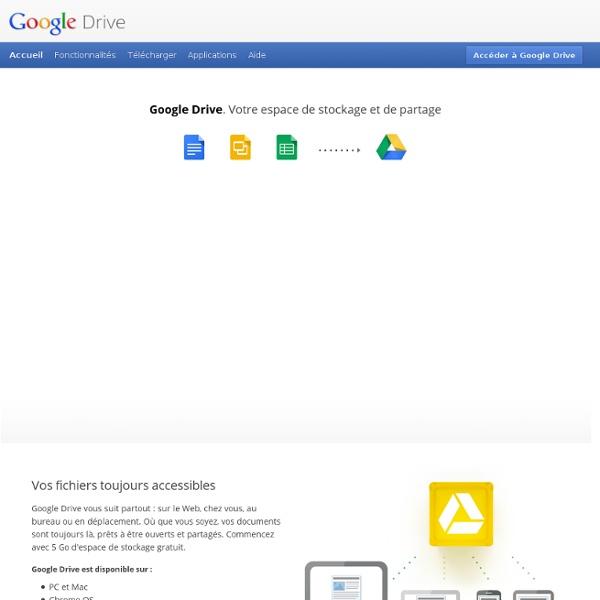 Modèles Google Documents