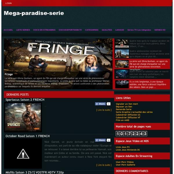 Mega-paradise-serie