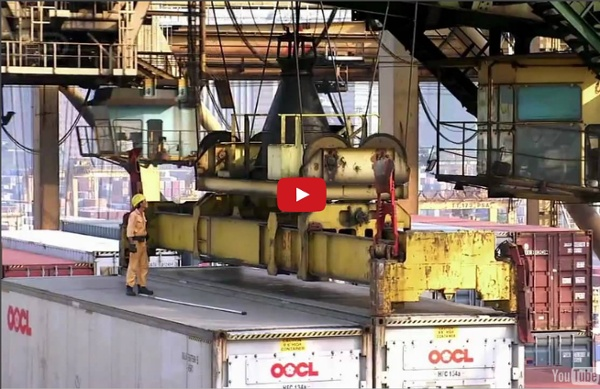 Megastructures HD! - Singapore, world's busiest port (1 of 5)