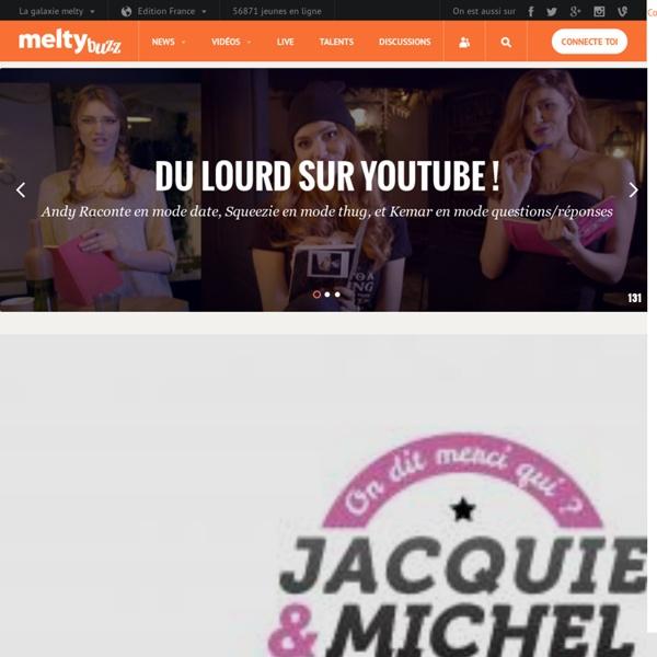 MeltyBuzz - Actualité des Buzz vidéos et des images fun