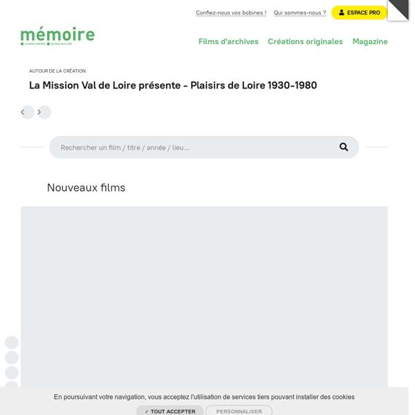 Mémoire, la petite et la grande histoire de votre région sur ciclic.fr