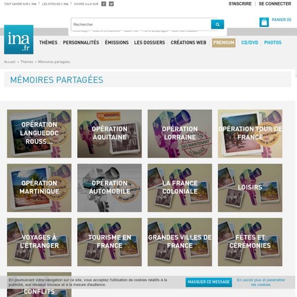 Gp4 : Mémoires partagées - Archives vidéo et radio Ina.fr