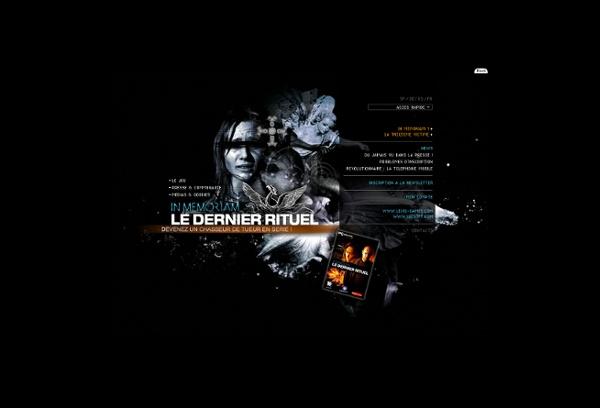 In Memoriam - Le Dernier Rituel - Site officiel
