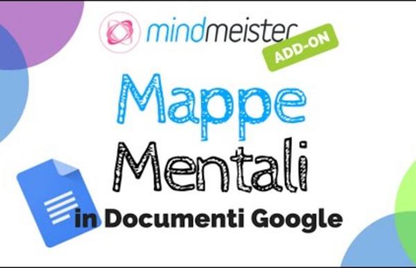 Mappe mentali in Documenti Google con MindMeister