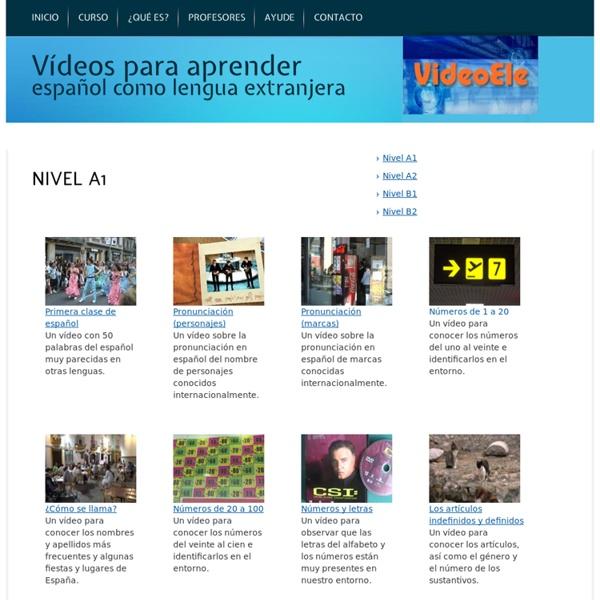 Vidéos para aprender