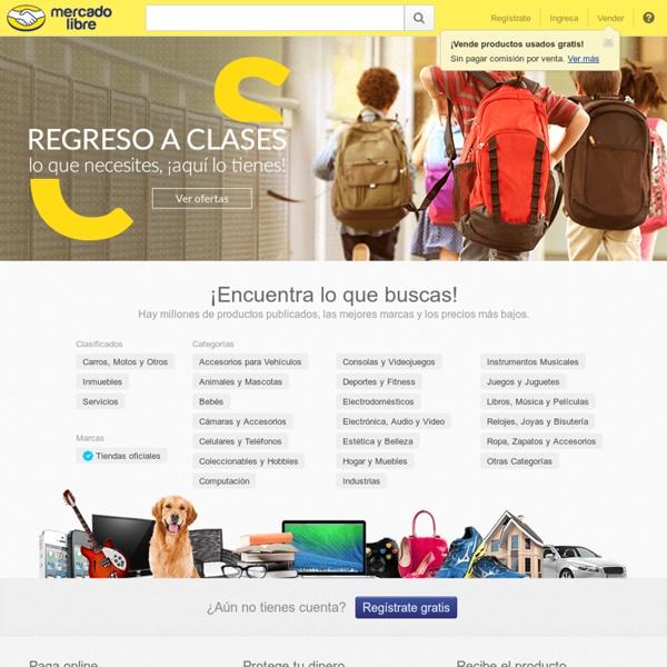 MercadoLibre Venezuela - Donde comprar y vender de todo.