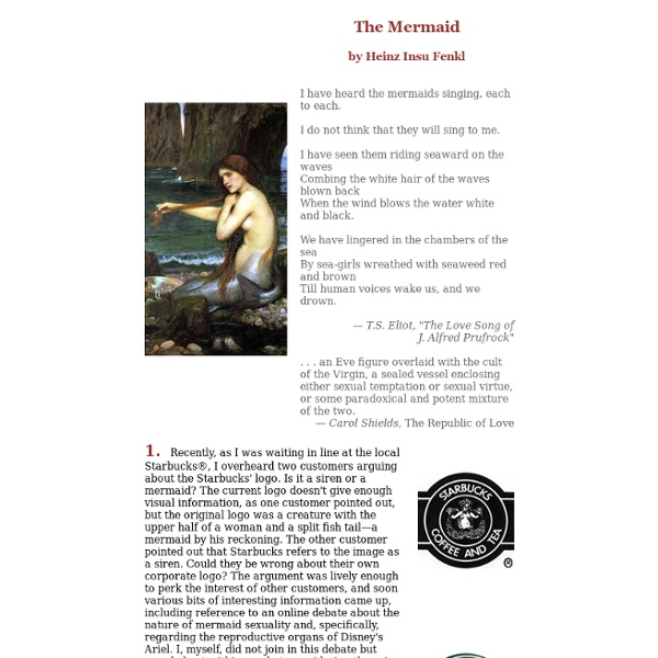 The Endicott Studio Journal of Mythic Arts, Summer 2003