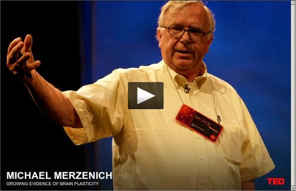 Michael Merzenich on re-wiring the brain