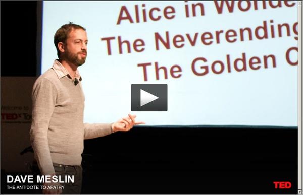 Dave Meslin: The antidote to apathy