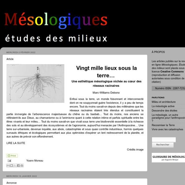 Mésologiques