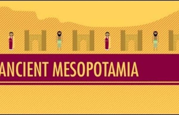 Mesopotamia: Crash Course World History #3