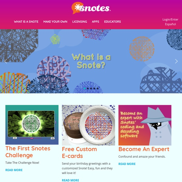 Snotes – Create Your Own Secret Message Birthday Cards, PostCards & Gifts