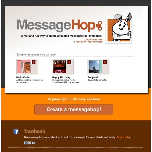 Messagehop