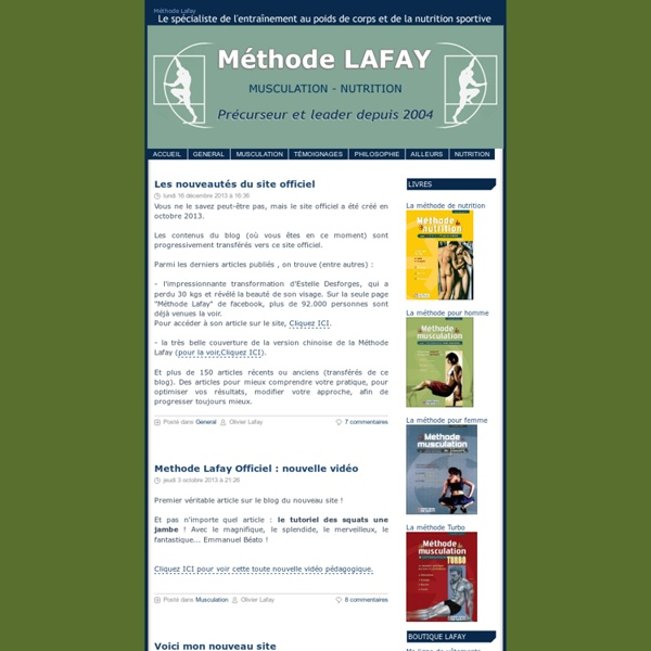 Méthode Lafay