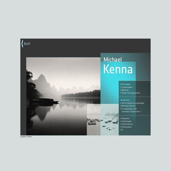 Michael Kenna, rétrospective