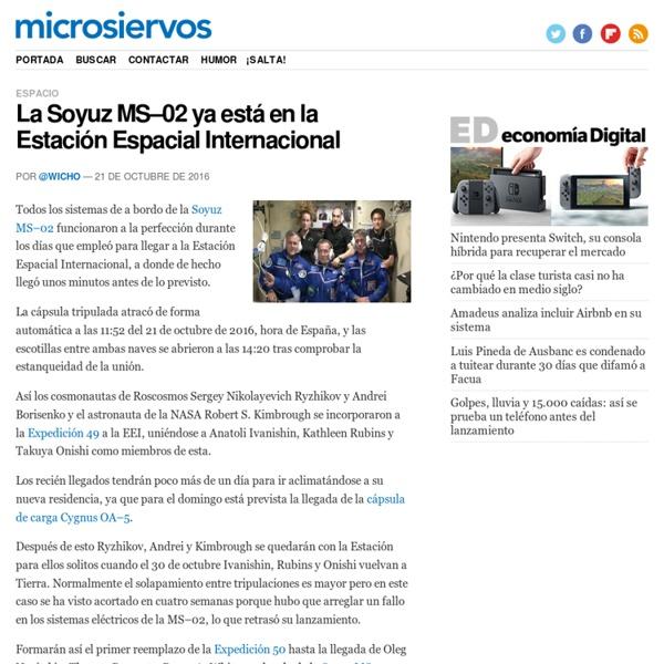 Microsiervos: un blog divulgativo sobre ciencia, tecnología e Internet