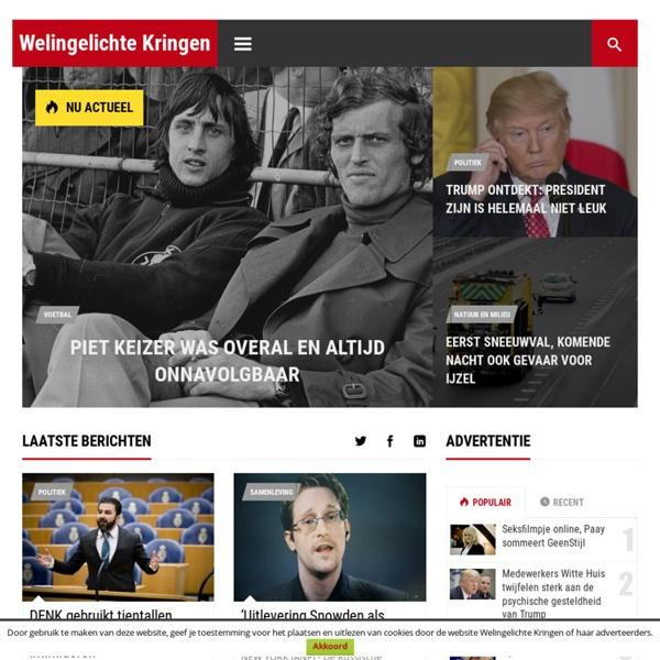 Wel.nl — Minder lezen, Meer weten.
