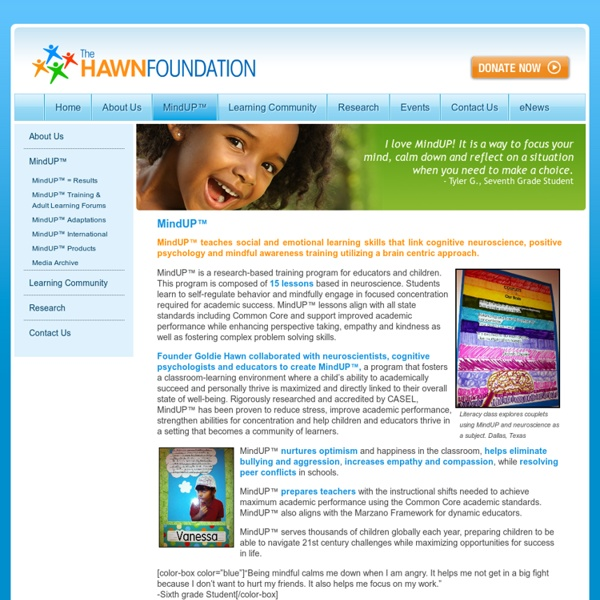 The Hawn Foundation