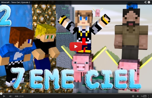 Minecraft : 7ème Ciel