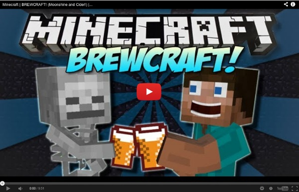 BREWCRAFT! (Moonshine and Cider!)