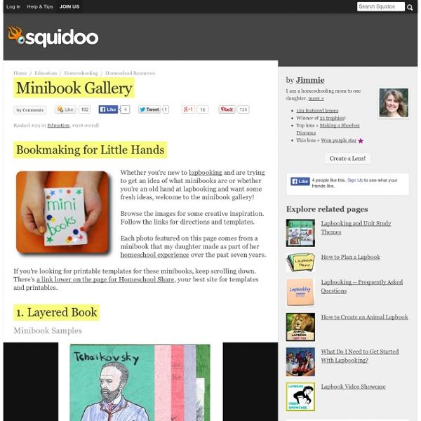 Minibook Gallery