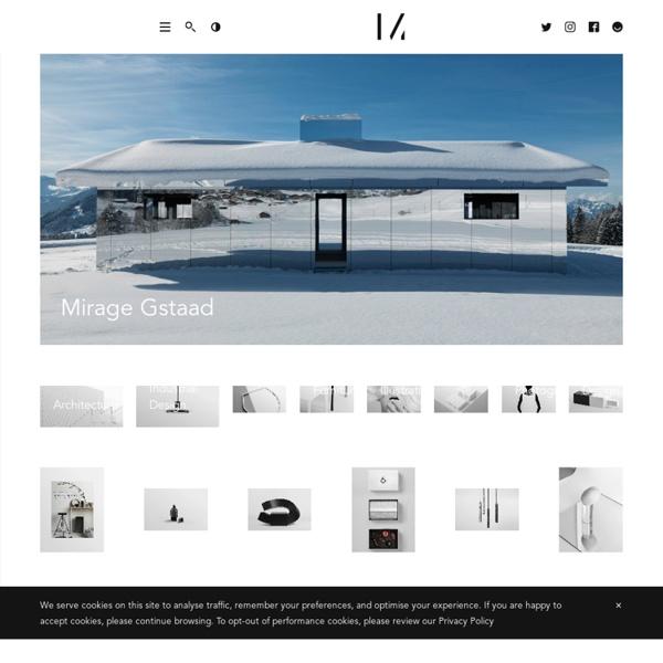 Minimalissimo – Minimalism in Design