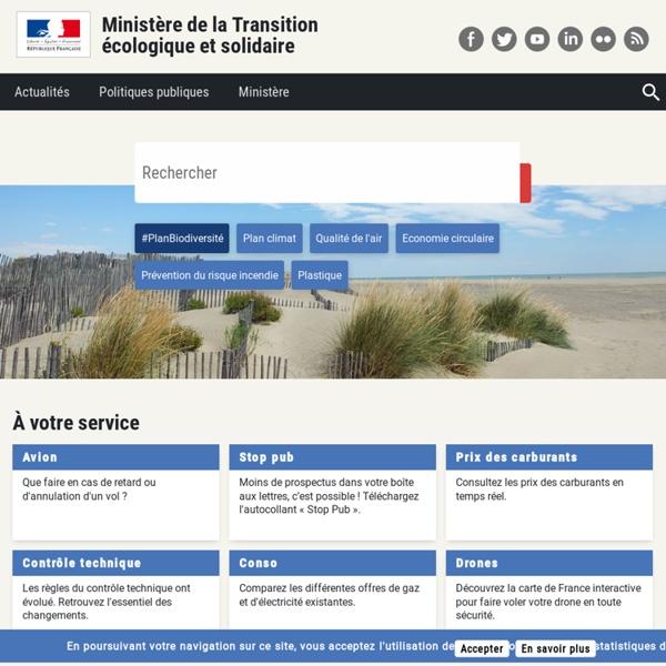 Ministère du Développement durable - L'éco-missaire mène l'enquête
