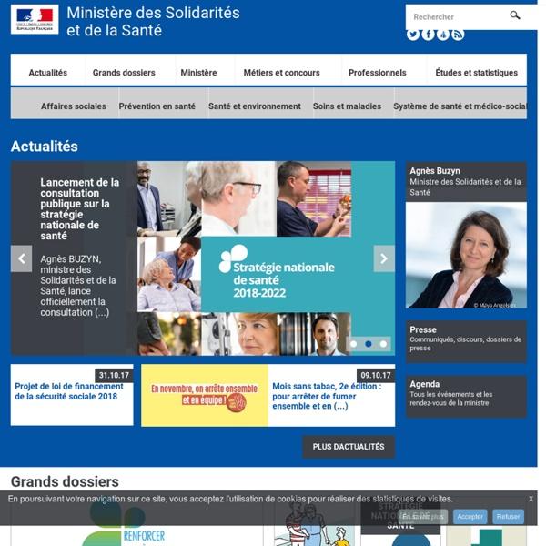 Ministère de la Santé - France