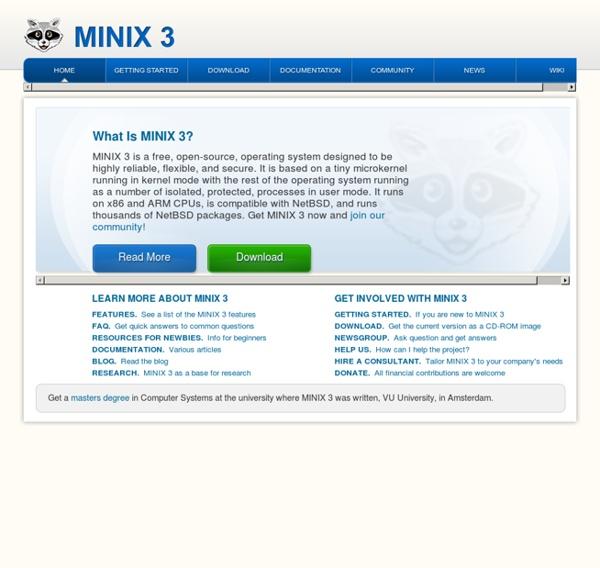 Minix 3