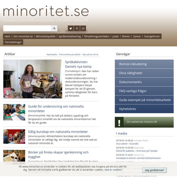Minoritet.se