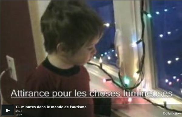 11 minutes dans le monde de l'autisme - Vidéo Dailymotion#_=_