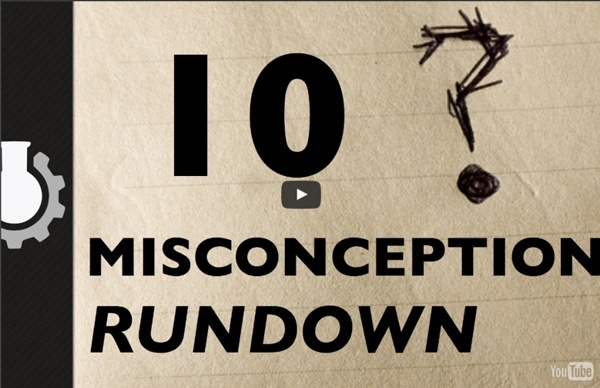 10 Misconceptions Rundown