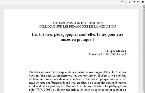 Théories pédagogiques - Ph. Meirieu.pdf