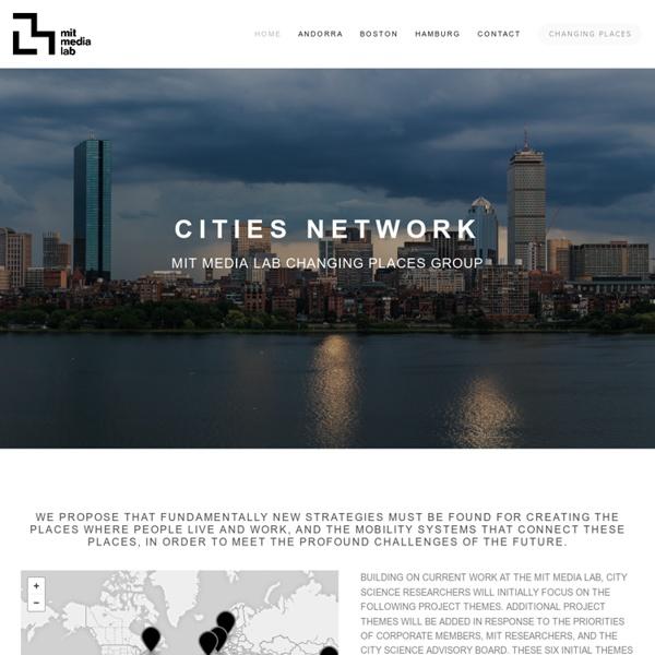 MIT Cities