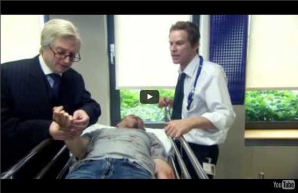 That Mitchell and Webb Look: Homeopathic A&E
