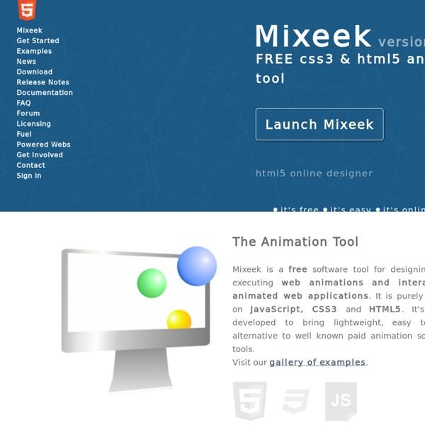 Mixeek