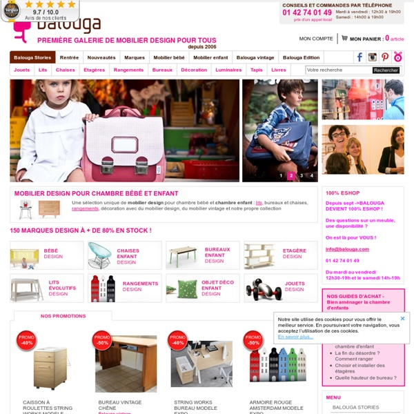 Mobilier enfant - Bureau enfant - lit design bébé - Oeuf nyc