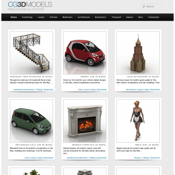 Archi Cad 3d Objects Free Download Apexrevizion