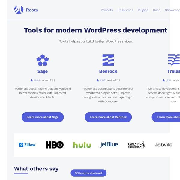 Modern WordPress Development