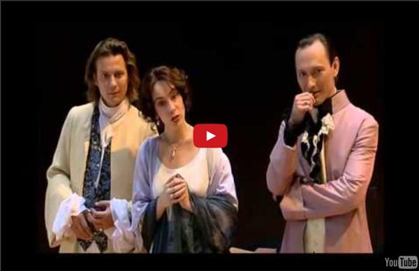 Molière - Le Misanthrope - Comédie Française 2000 - 1/2